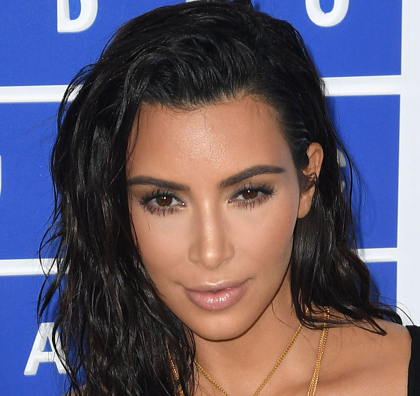 Here's why Kim Kardashian wore THAT dress to the VMAs