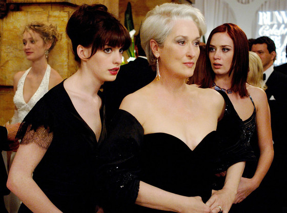"Alas, there may never be a sequel to ""The Devil Wears Prada"""