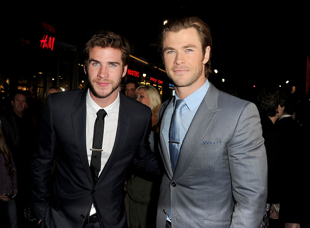 Chris and Liam Hemsworth's dad is a TOTAL hunk but we are not surprised