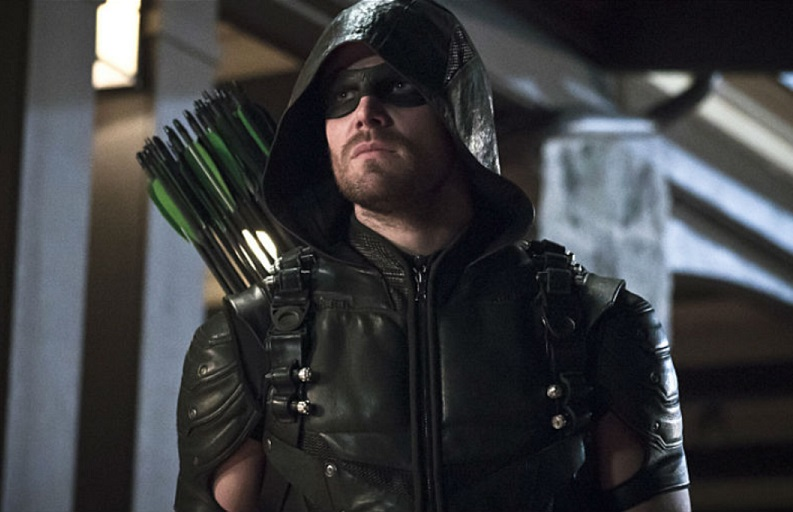 """This """"Arrow"""" star may compete in """"American Ninja Warrior"""" next year"""