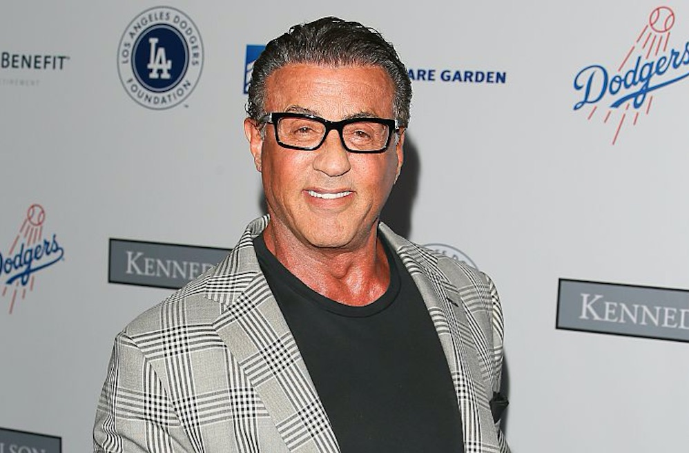 Sylvester Stallone is fine, everyone