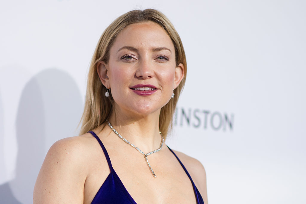 Kate Hudson just had WAY too much fun on an ATV