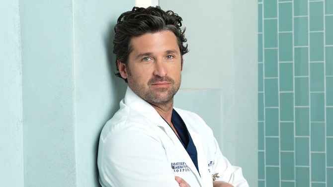 Patrick Dempsey has been talking McDreamy again and our hearts are hurting