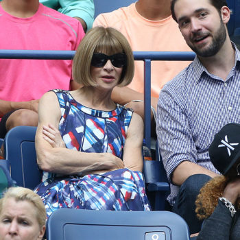 "Anna Wintour will reportedly bring her fierce style to ""Ocean's 8"" and make a cameo appearance"
