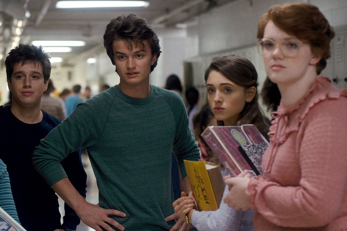 "Hold up, Steve from ""Stranger Things"" was supposed to be monster bait not Barb"