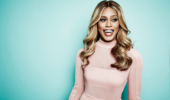 Laverne Cox just channeled Beyoncé and Tina Turner and it was the fiercest