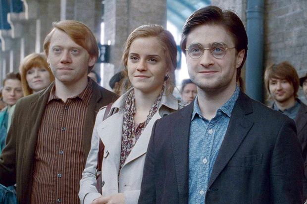 Get your wands ready: J.K. Rowling's new collection of short stories was just published