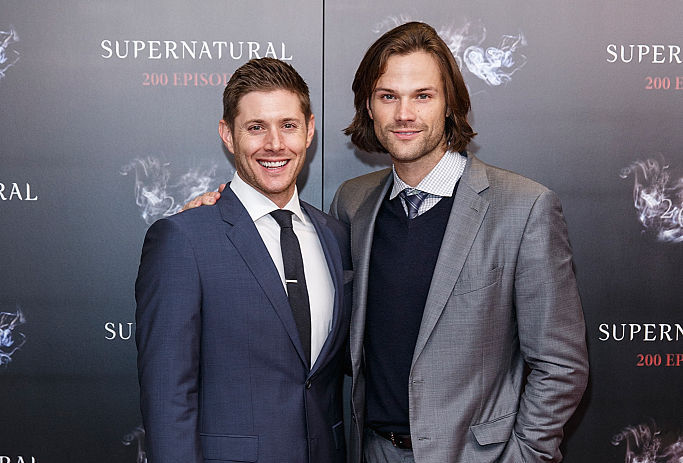 Jared Padalecki and Jensen Ackles are supernaturally good-looking on this magazine cover