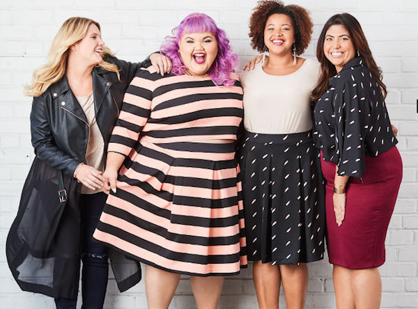 Grab your wallet: Ashley Nell Tipton's plus-size JCPenney line is here