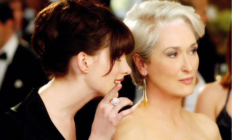 "15 facts you probably didn't know about ""The Devil Wears Prada"""