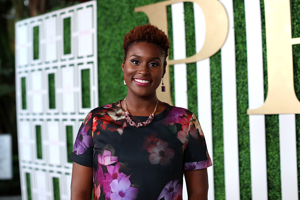 "Issa Rae wants us to know that ""Insecure"" is not about ""the quintessential black woman experience"""