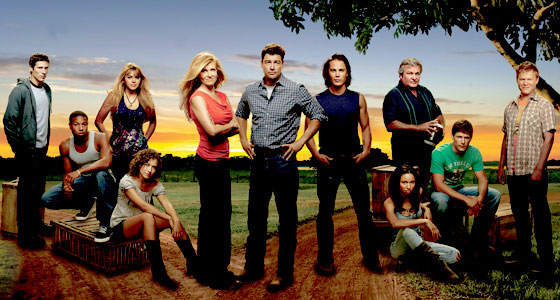 """What is the cast of """"Friday Night Lights"""" up to now?"""