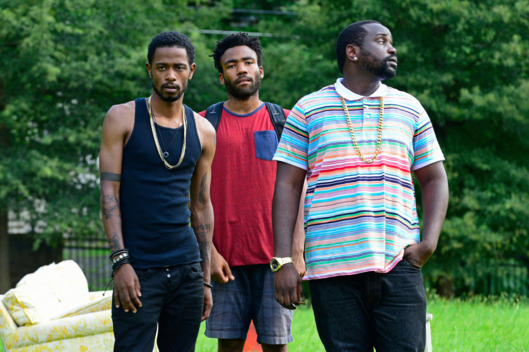 Donald Glover's 'Atlanta' premiered last night and Twitter had a lot of feelings about it