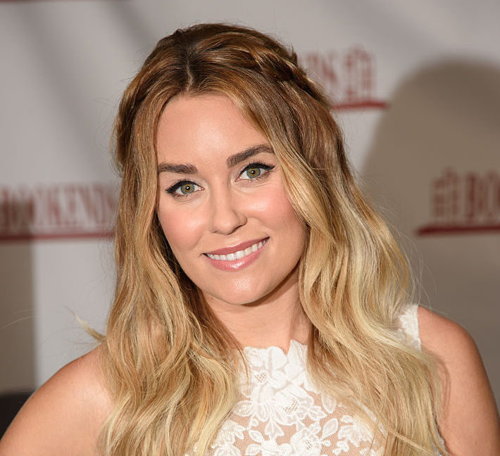 Lauren Conrad FINALLY debuted her Halloween costume, and it does not disappoint