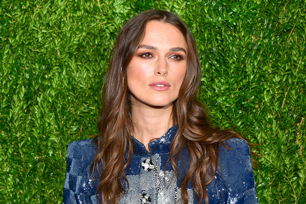 Keira Knightley doesn't own a lot of jewelry for this very sad reason