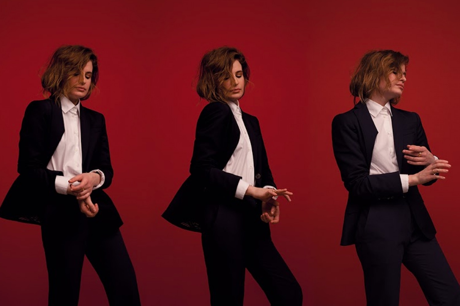 Get acquainted with Christine and the Queens and her brilliant new video