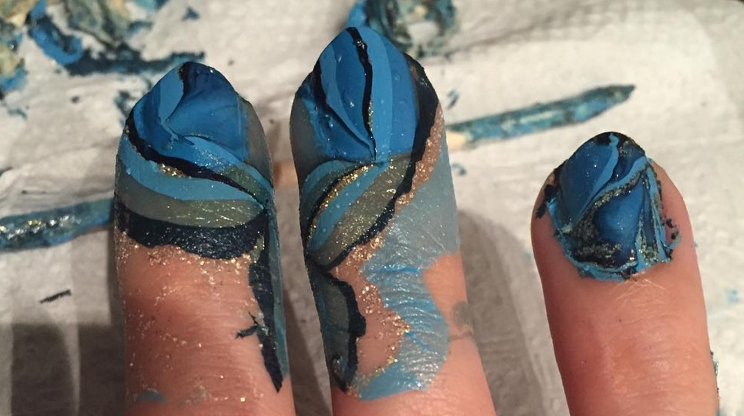 These failed DIY nail art pics are all of us