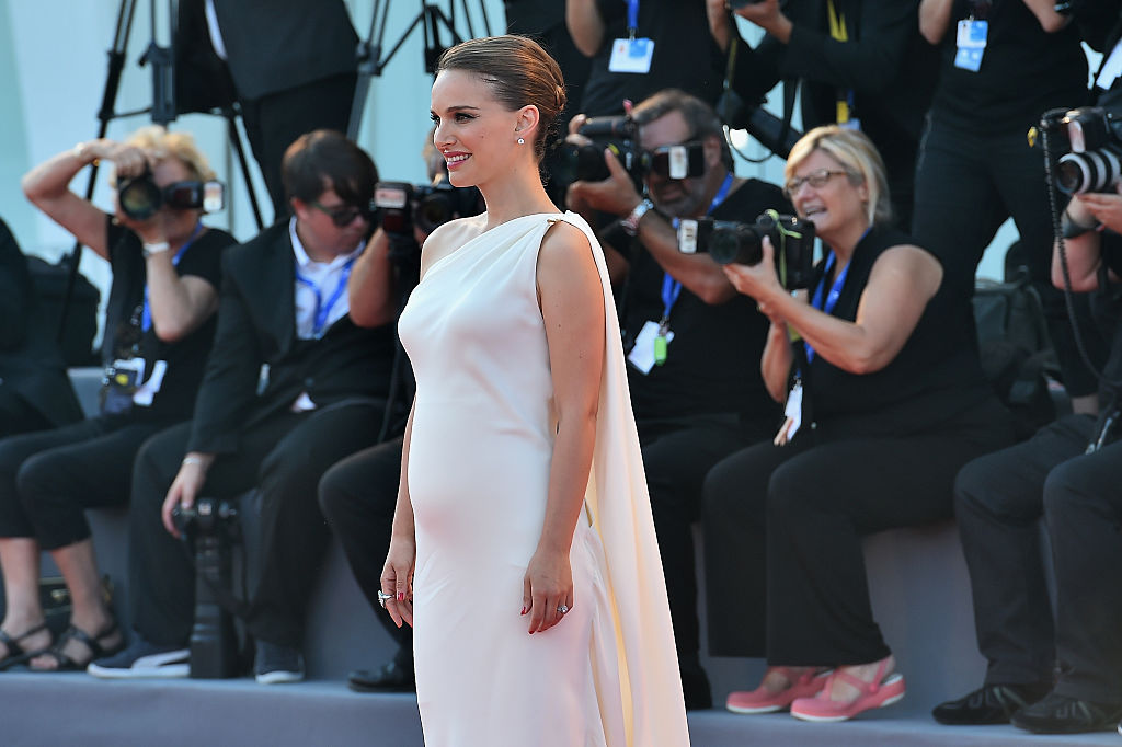 Natalie Portman says we need to teach girls to be bosses and we're like, uhm YES