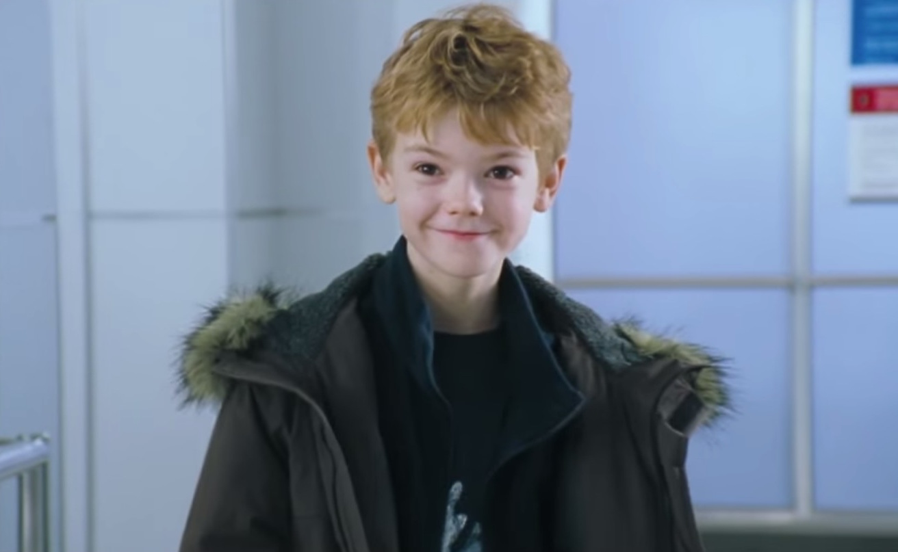 "The little boy from ""Love Actually"" is now a totally suave grown-up"
