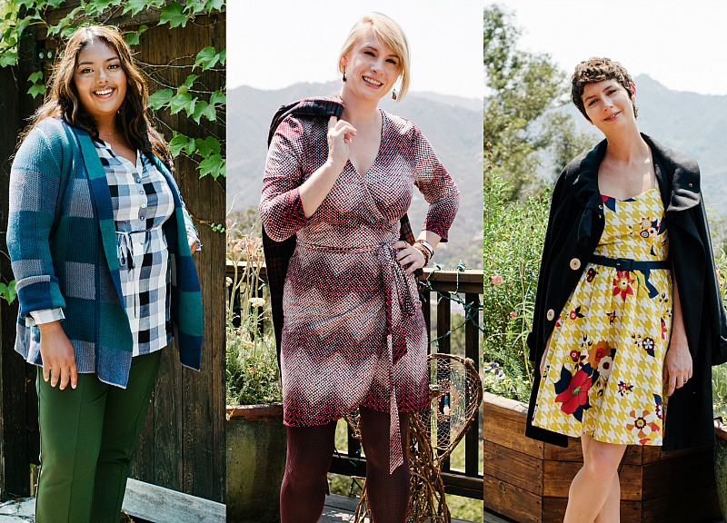 The latest Hot Tub Round Table from ModCloth is packed with girl power