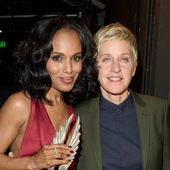 Kerry Washington *might* name her baby after Ellen Degeneres and we approve