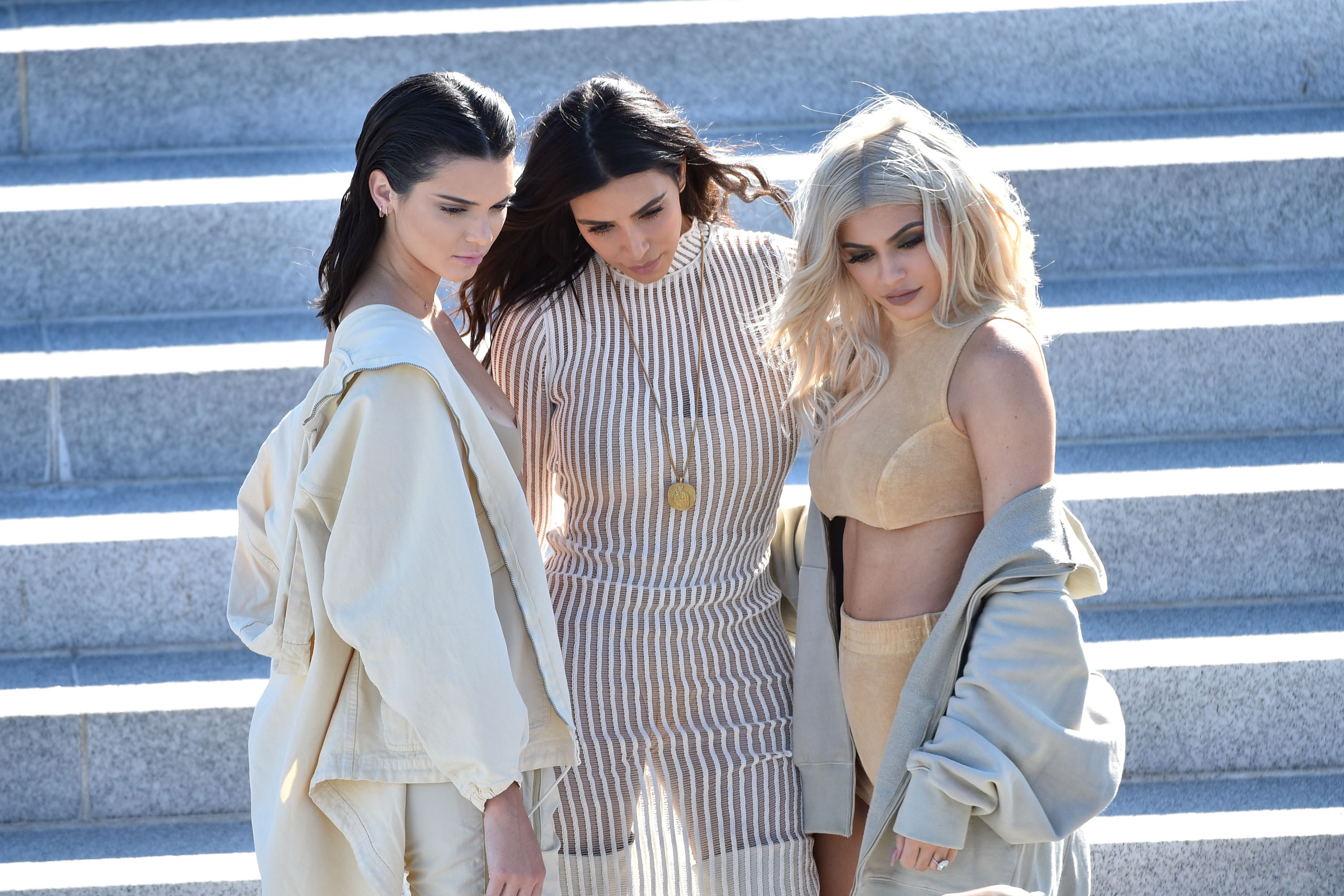 This insane NYFW pop-up will let you step inside a Kendall & Kylie Jenner matrix