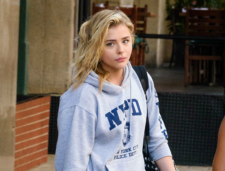 Chloé Grace Moretz has dropped out of all her movies — here's why