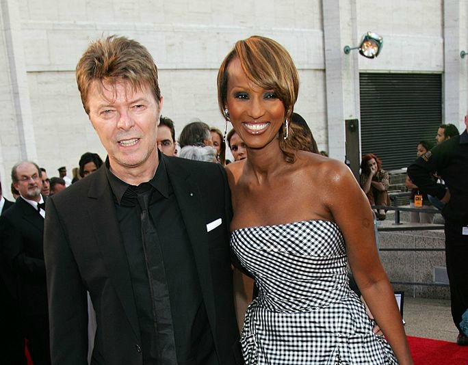 Iman opens up about David Bowie's death for the first time, we cry all the tears