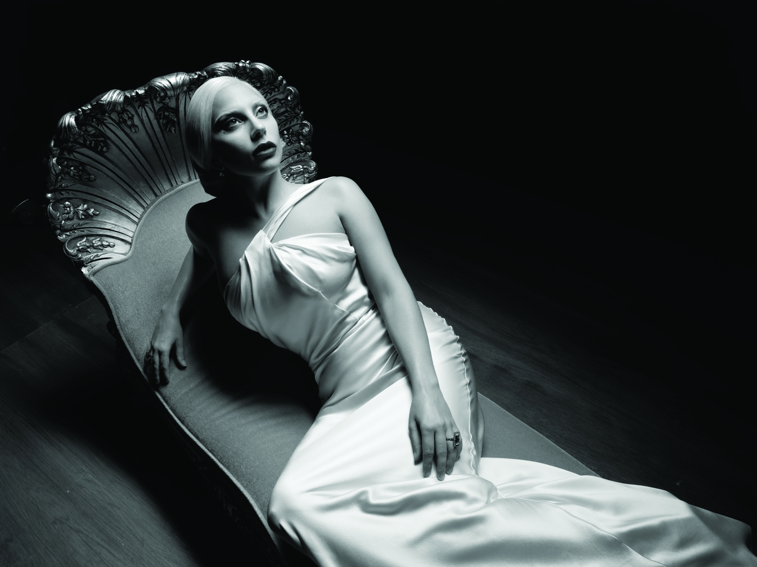 "The LAST (hopefully) ""American Horror Story"" trailer is here, and it's all about Lady Gaga"