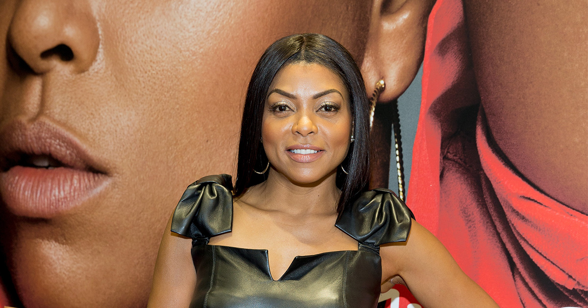 Queen Taraji P. Henson's MAC line is so popular that even her mom can't get it