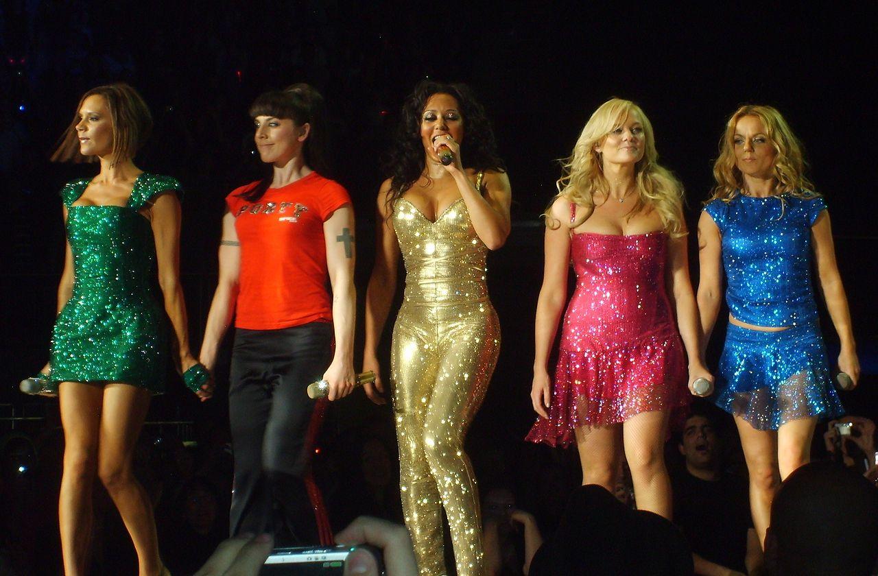 A partial Spice Girls reunion has been confirmed by Mel B! This is not a drill!