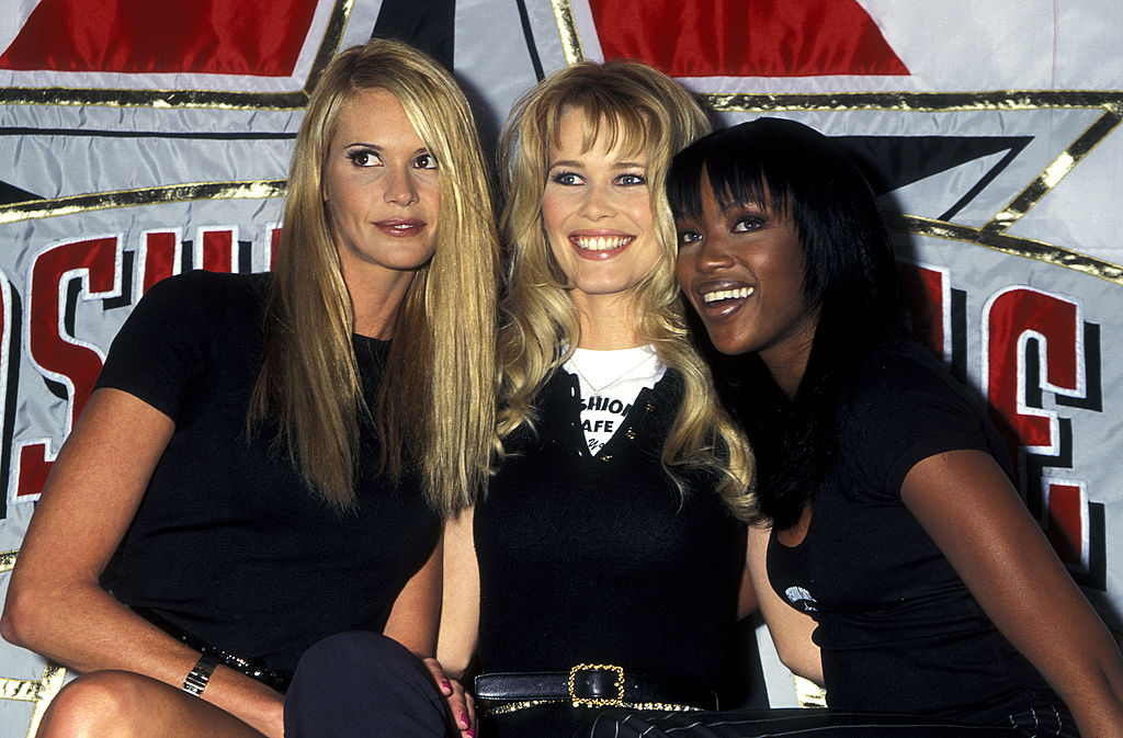 "Remember the ""Fashion Cafe"" that the world's most famous supermodels opened back in 1995?"