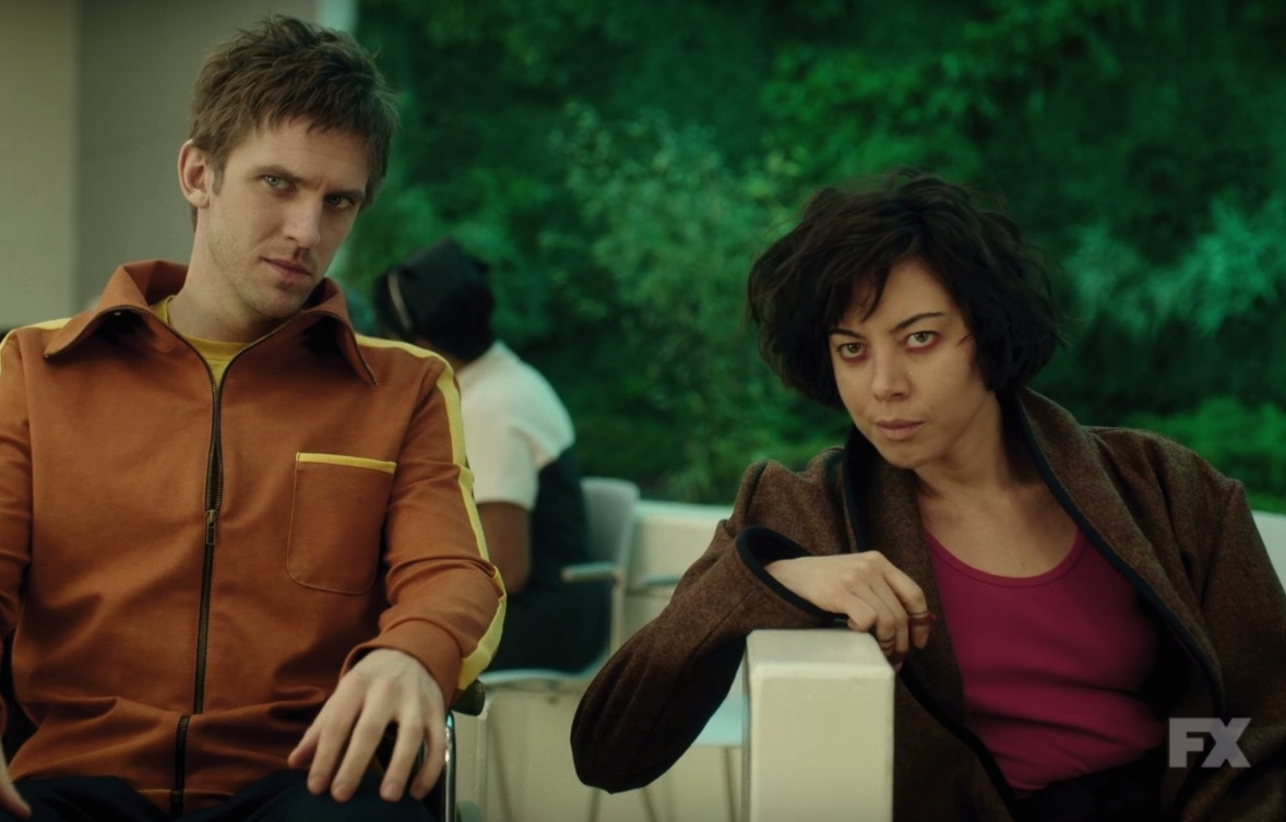 "Aubrey Plaza *perfectly* stares into your soul in this brand new ""Legion"" trailer"