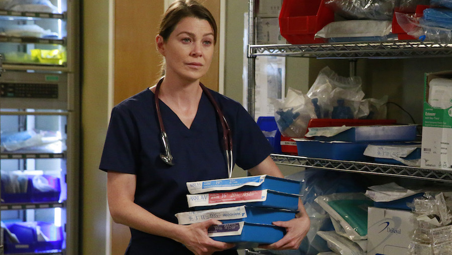 "What I learned about friendship and bravery when I re-watched ""Grey's Anatomy"""