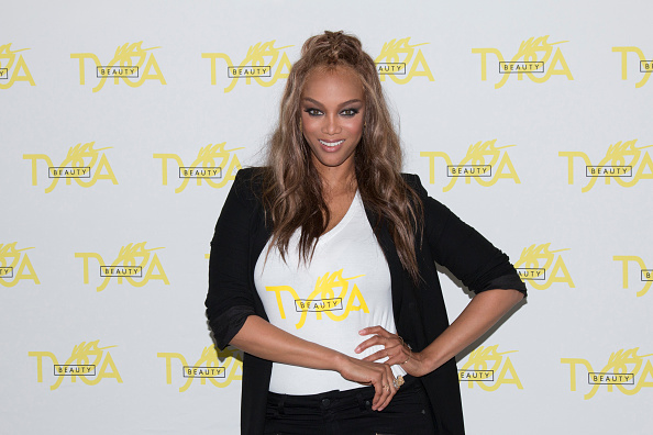 Tyra Banks just demonstrated how to conduct business meetings as fiercely as possible
