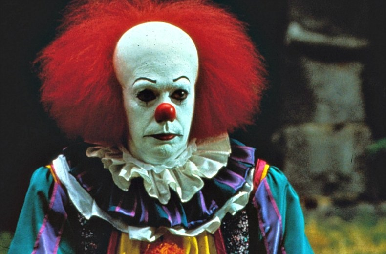 Here's what Stephen King has to say about those freaky North Carolina clowns