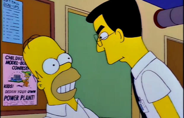 "Frank Grimes is coming back to ""The Simpsons"" and Homer is NOT going to like it"