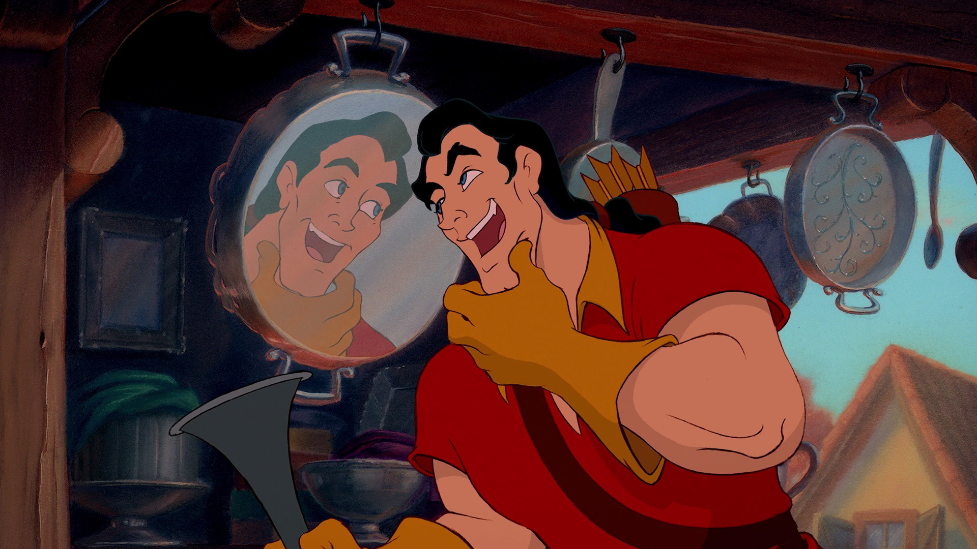 "Oh my Gaston, here's what he'll look like in the live-action ""Beauty and the Beast"""