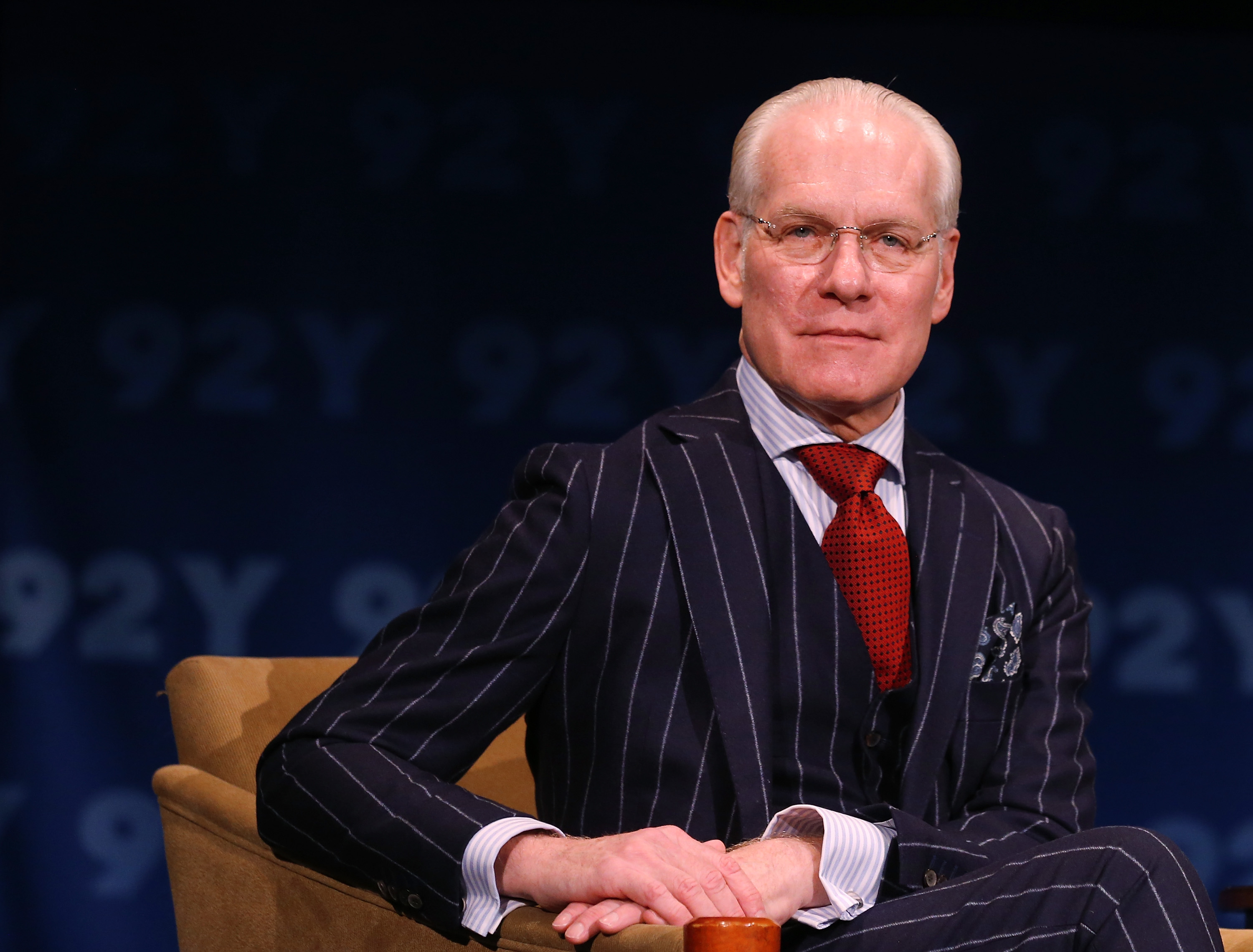Tim Gunn just stood up for women of all sizes and he's fire