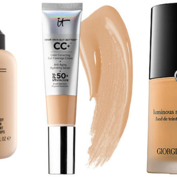 Here's how to find your true makeup foundation soulmate