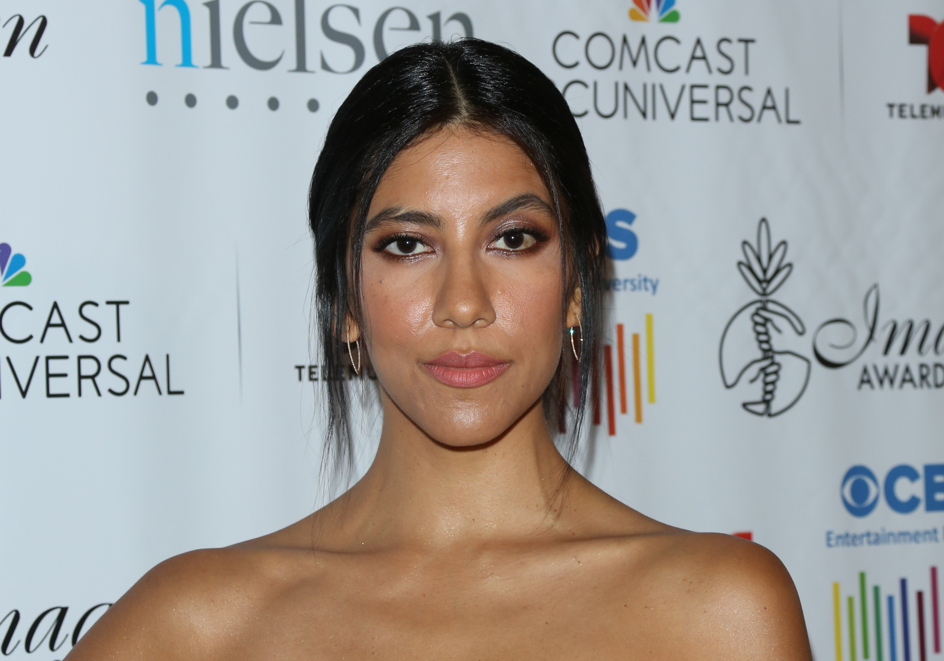 Velvet is back in action, and Stephanie Beatriz just proved once again that it's a must-have for any closet