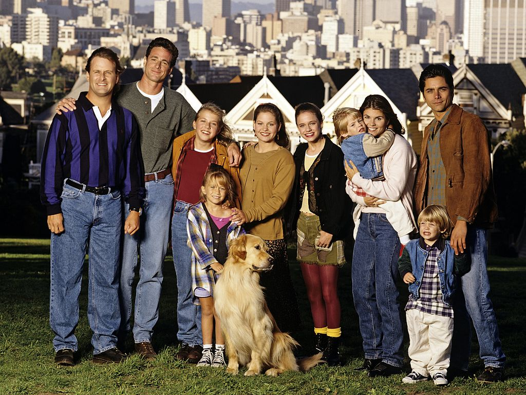 You could live in the real 'Full House' — Comet not included