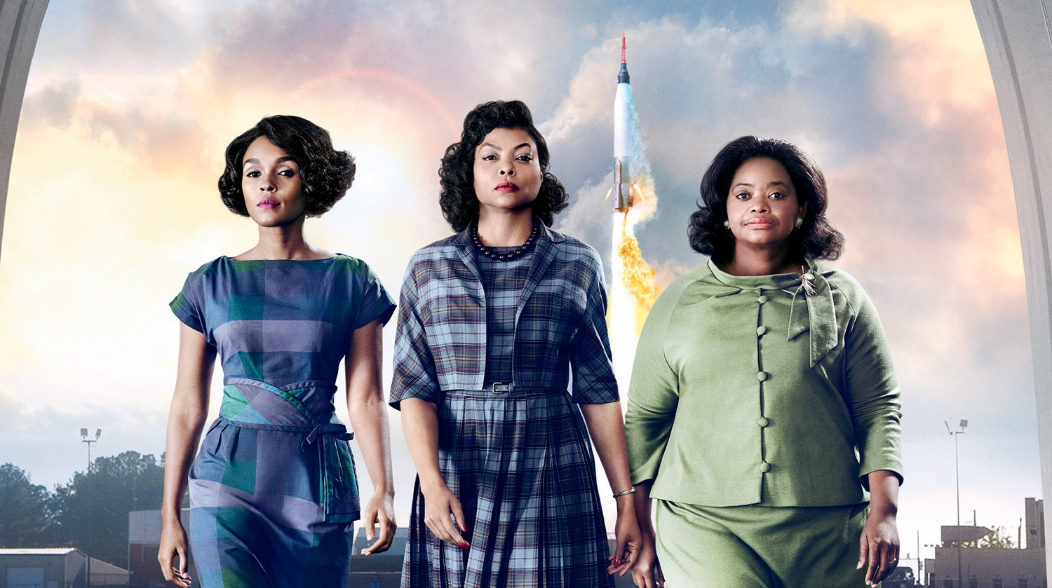 """Taraji P. Henson just got emotional about her new character in """"Hidden Figures"""" and we are here for it"""
