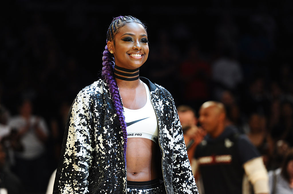 There's now a video to show you how to braid your hair like Justine Skye's epic ponytail and it is mesmerizing