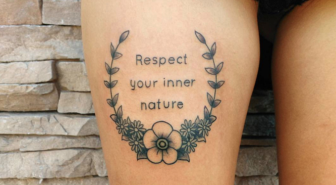 12 nature tattoos to prove your dedication to mother earth