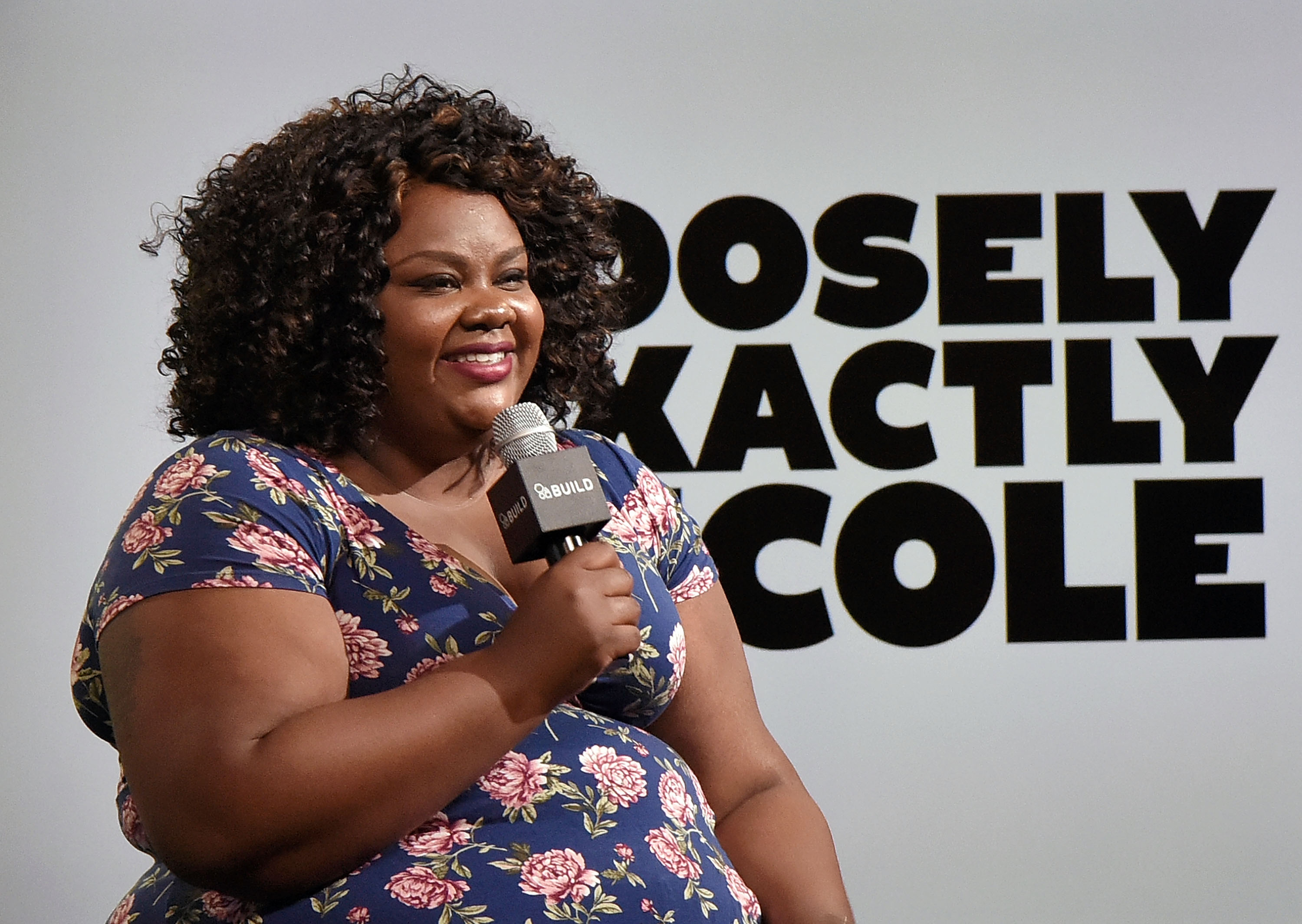 "Comedian Nicole Byers talks about her new show ""Loosely Exactly Nicole,"" and we're SO INTO IT"