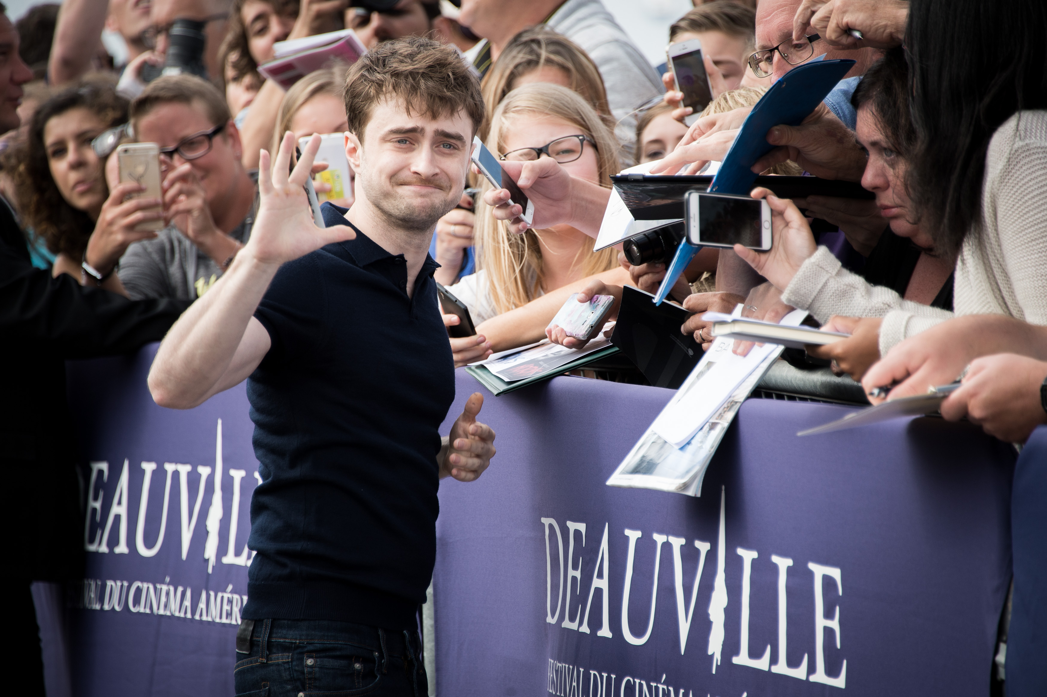 Daniel Radcliffe talked about playing Harry Potter again and it's messing with our emotions