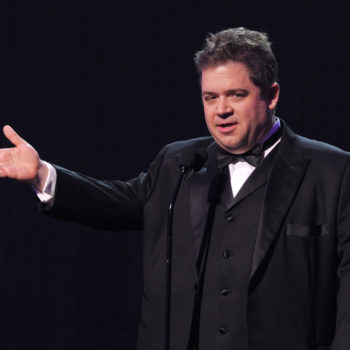 Comedian Patton Oswalt posted this pretty insightful Tweet about Hillary Clinton's pneumonia