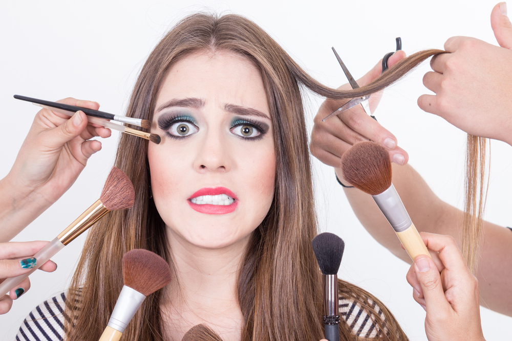 Women reveal 7 makeup hacks that might be a tad... questionable