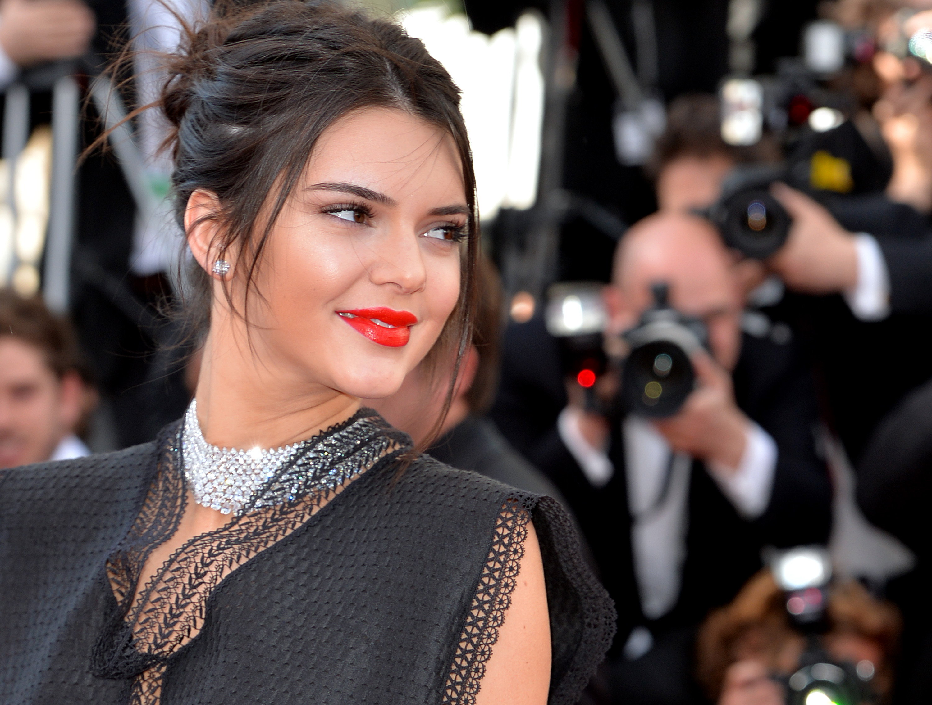 Kendall Jenner opens up about her love life, and she's officially all of us